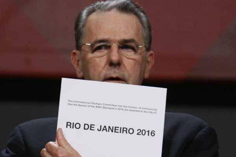Río: el sueño concretado, la explosión de júbilo