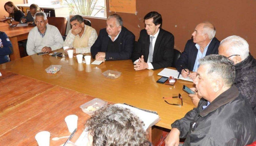 Paritarias: Estatales de Jujuy se reúnen con el Gobierno y pasan a cuarto intermedio