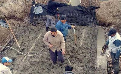 Sigue a paso firme la obra clave del Plan Castello que evitará inundaciones en Cipolletti
