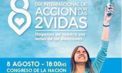 Celebran el Día de las 2 Vidas antes de las Elecciones
