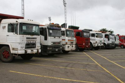Aumentó un 3.7% el costo en julio del transporte de cargas