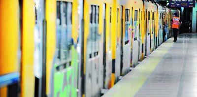 Metrodelegados desmintieron un paro en las líneas B, C y E de subte