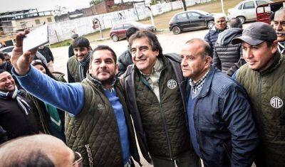 """Hugo """"Cachorro"""" Godoy fue reelecto al frente de ATE Nacional"""