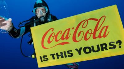 Coca-Cola y PepsiCo abandonan el lobby del plástico para reducir el consumo 0