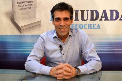 """Facundo López """"Vamos a volver a ganar en octubre"""""""