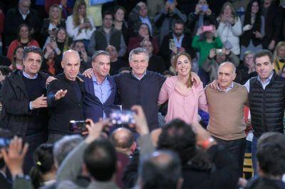 Vidal cerró su campaña pidiendo a los bonaerenses que
