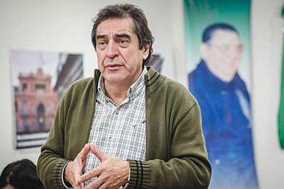"""Hugo """"Cachorro"""" Godoy anunció un nuevo triunfo en ATE pero la oposición lo desconoce"""