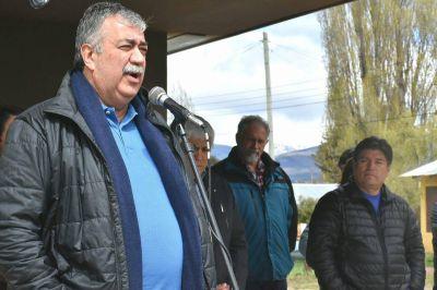 """Luz y Fuerza de la Patagonia destacó el """"alto acatamiento"""" en la retención de tareas"""