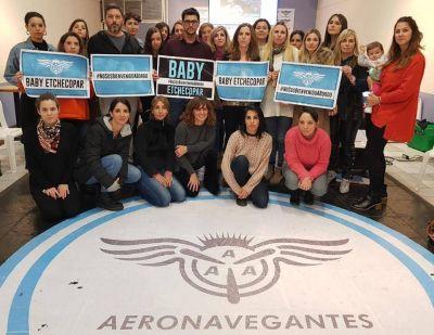 Aeronavegantes ratificaron acciones sobre los dichos de Etchecopar