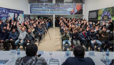 Sica homologó la paritaria de químicos y es un hecho la ruptura del techo salarial del Gobierno
