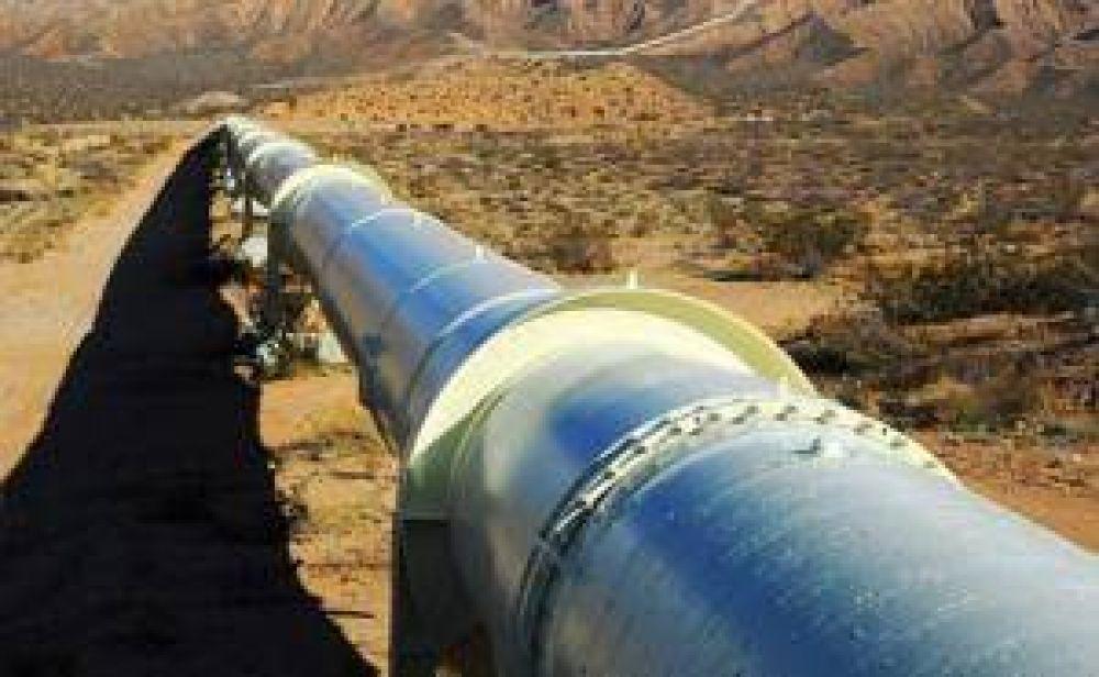 Impacto positivo del gasoducto