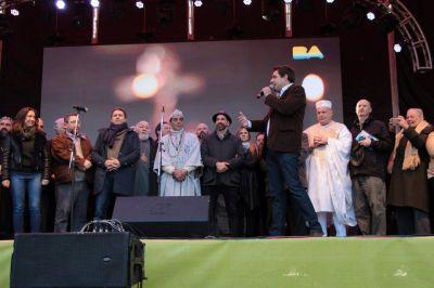 Buenos Aires es la ciudad del encuentro y del diálogo interreligioso