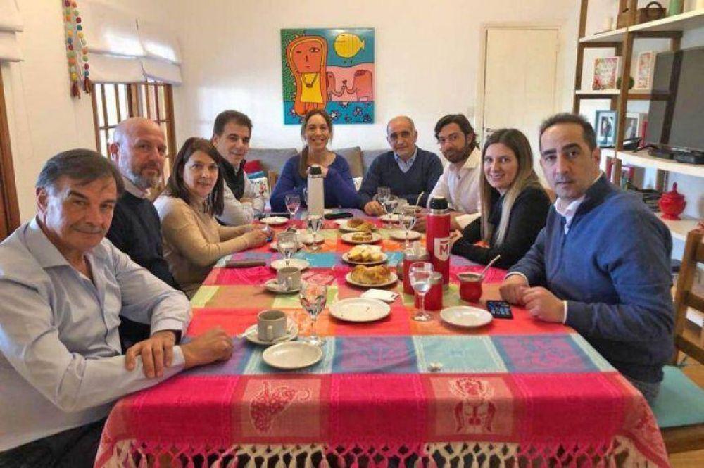 """Votó Vidal: """"Empezamos a definir nuestro futuro"""""""