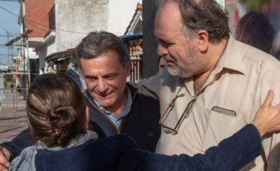 Luego de votar, Pulti aseguró que los marplatenses