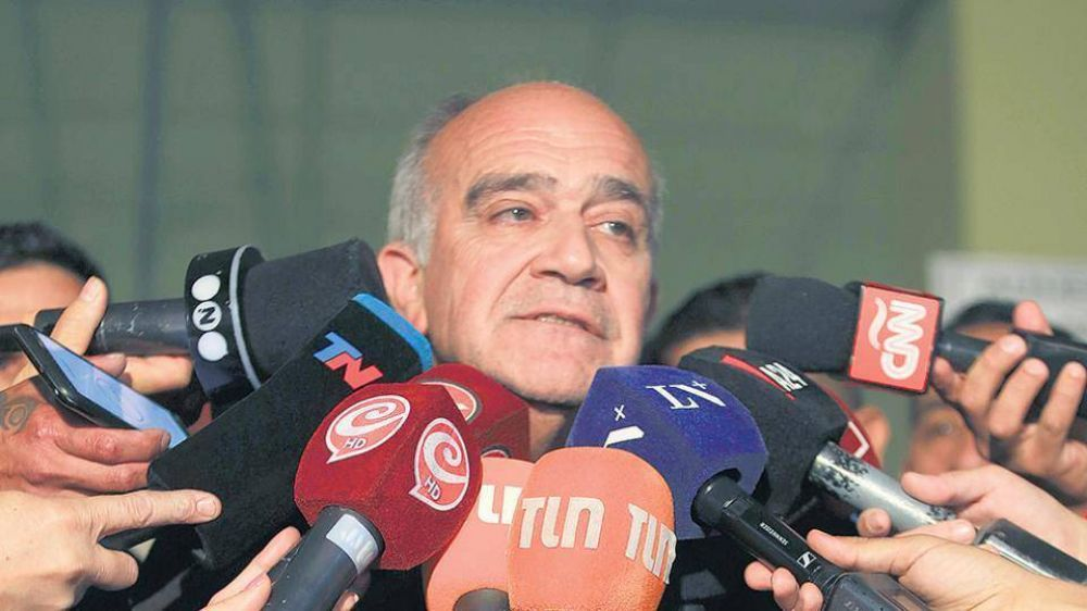 Suspendieron al juez que se negó a detener a Pablo Moyano