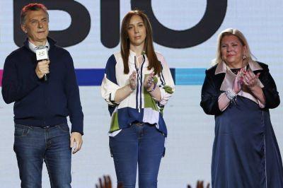 Vidal fue arrastrada por la debacle electoral de Macri