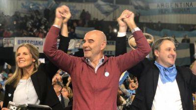 La derecha sumó 5 puntos y sorprendió Gómez Centurión