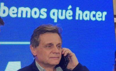 """Pulti: """"Atravesamos la nacionalización de pie y va a predominar lo local en octubre"""""""