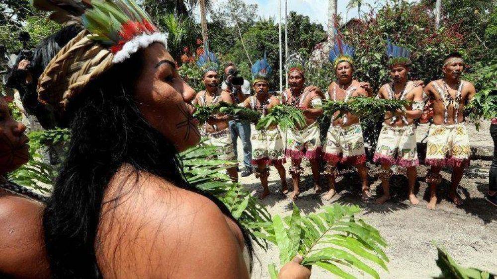 Iglesia en Colombia suspende eventos tras amenazas a líderes indígenas
