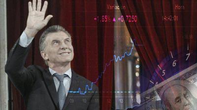 Macri culpó al kirchnerismo por la suba del dólar pero en su gestión el peso se devaluó un 488%