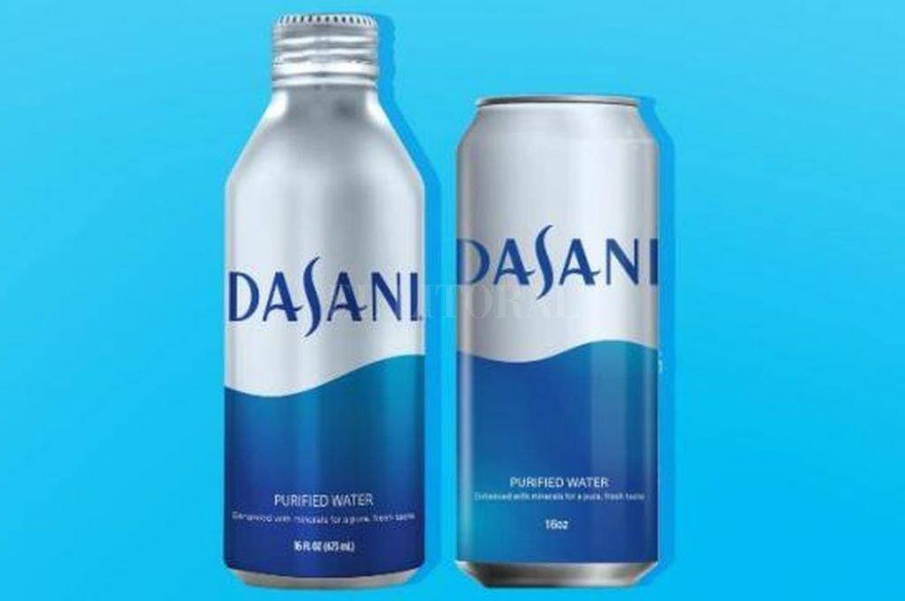 Coca Cola reinventa a Dasani para darle una impronta más