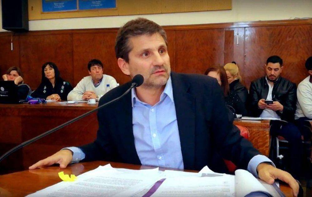 """Ciano rechaza el aumento de tasas: """"La gente pidió un cambio y le responden con aumentos"""""""