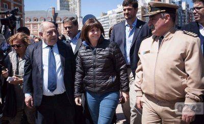"""Arroyo compró 10 utilitarios y contrató 30 choferes para crear una """"guardia urbana"""""""