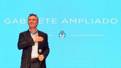 Mauricio Macri encabezará una reunión de gabinete ampliado en un clima de reproches y profunda catarsis interna