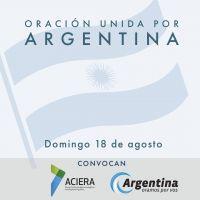 Argentina necesita la oración de su iglesia en unidad