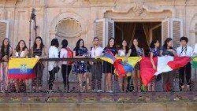 Jóvenes en Salamanca: tomar decisiones para construir la paz