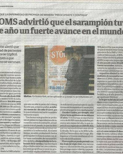 «Estigmatización del judío»: carta documento de un abogado al diario Clarín por una publicación