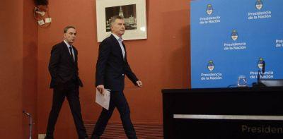 """Políticos para """"aguantar los trapos"""" de Macri"""