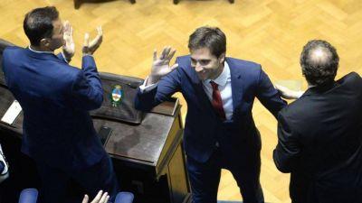 Cinco legisladores amenazan con abandonar el bloque de Vidal y podría crecer la fuga