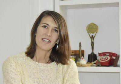 """Lucia Bonifatti : """"Votar a Santiago es apostar a algo distinto que cambie el rumbo de la ciudad"""""""