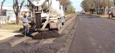 Fuertes cruces por las obras de pavimento propuestas por el Consorcio de Puerto Quequén