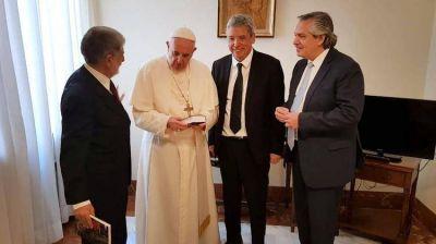 El Financial Times dice que fue el Papa Francisco quien alentó a Alberto Fernández a reconciliarse con Cristina Kirchner