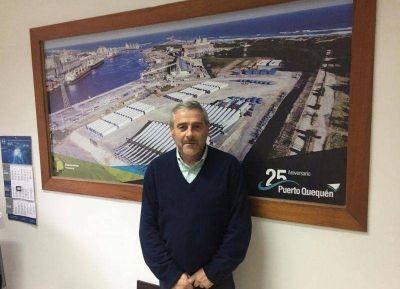 Pese al pesimismo de López, el puerto concretará el asfalto en Quequén