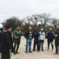 GIRSU, Ledesma y municipios del interior ejecutan plan en ruta 34