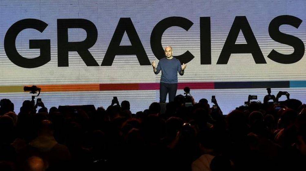 Horacio Rodríguez Larreta divide su tiempo entre Mauricio Macri y la campaña para retener la Ciudad