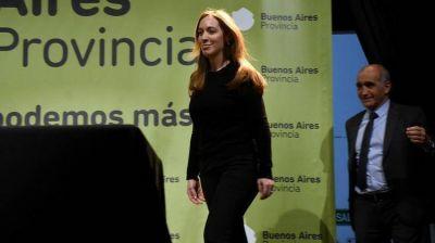 María Eugenia Vidal relanzará su campaña con un paquete de medidas económicas y un acto con intendentes