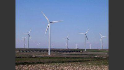 Levantan un parque eólico en Necochea