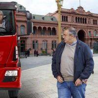 Plan Traspaso: la CGT decreta tregua para neutralizar protestas y quiere garantizar pacto de gobernabilidad