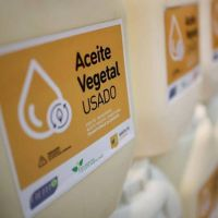 Una empresa marplatense trabaja en la recolección de aceite usado para hacer biodiesel