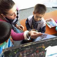 El municipio agasajó a los niños con un evento lleno de espectáculos