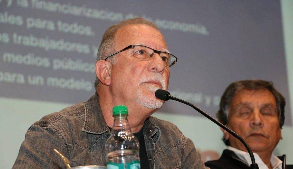 Plaini dice que el Congreso debería hacerle juicio político a Carrió