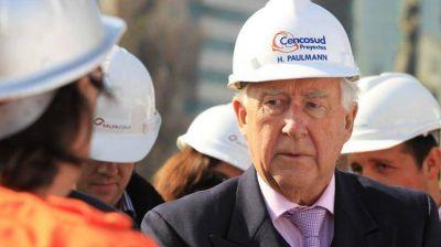Presidente de Cencosud, ultra M: