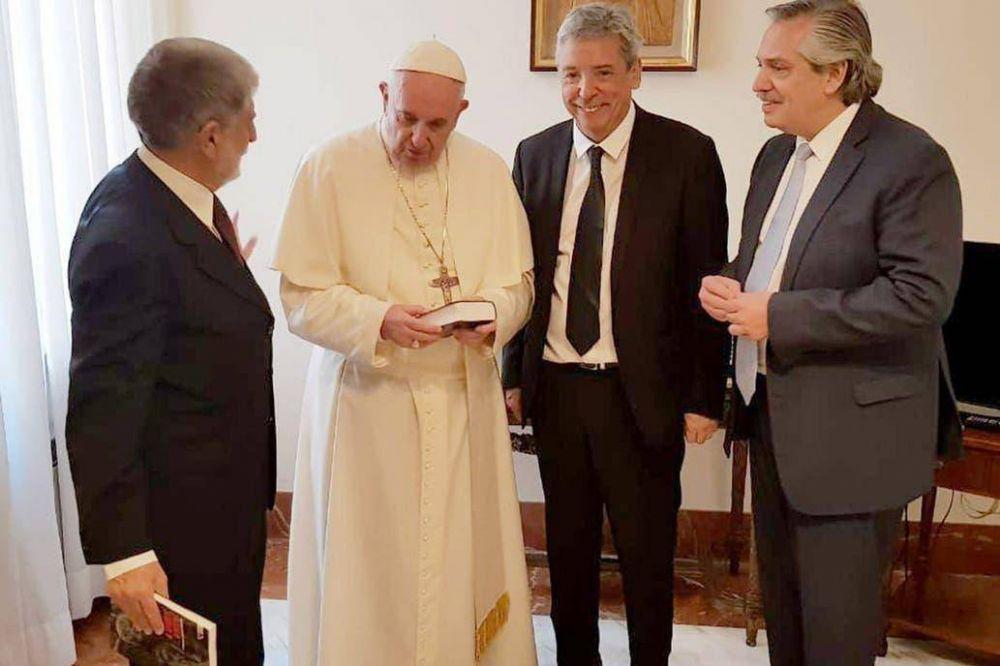 Oliveri y Cafiero, los puentes para replantear el vínculo con la Iglesia