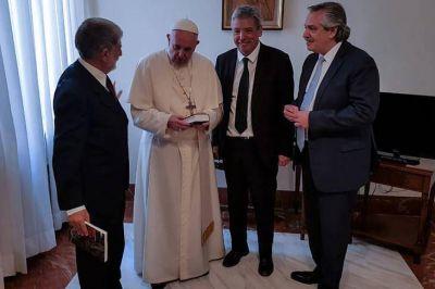 """Alberto F: """"El Papa Francisco me reconcilió con la Iglesia"""""""