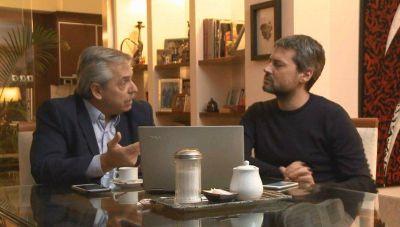 Alberto Fernández hace cuentas y apuesta a dar el zarpazo en Capital