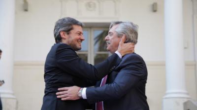 Lammens apuesta al eje Rivadavia y la ola albertista para meterse en el ballotage porteño